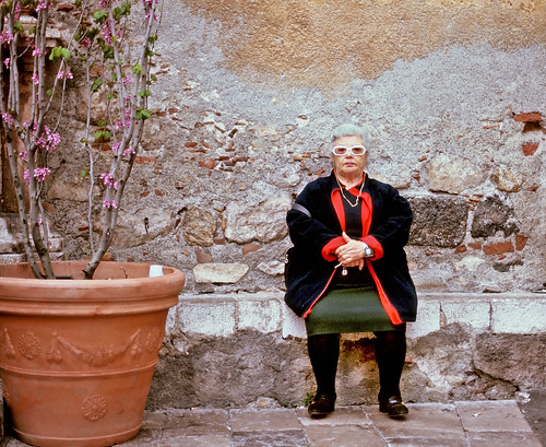 lady in sicily | by eleni pap