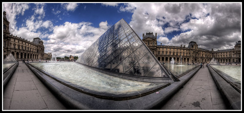 Louvre HDR | by Dedication-Photography