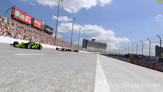 iRacing at Texas Motor Speedway | by IndyCar Series