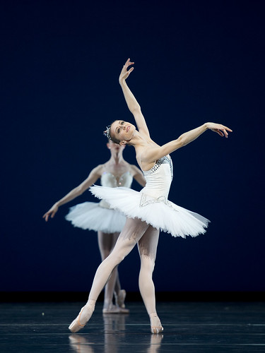 Marianela Nunez in Symphony in C © Bill Cooper/ROH 2010 | by Royal Opera House Covent Garden