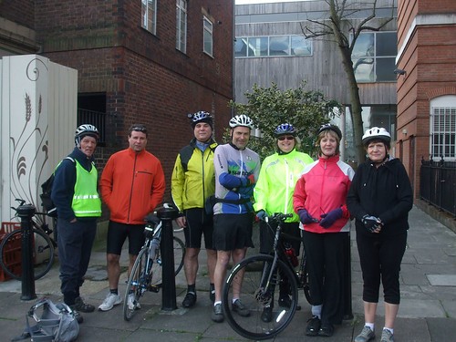 Thames Ride Apr 2012 | by Camden Cyclists