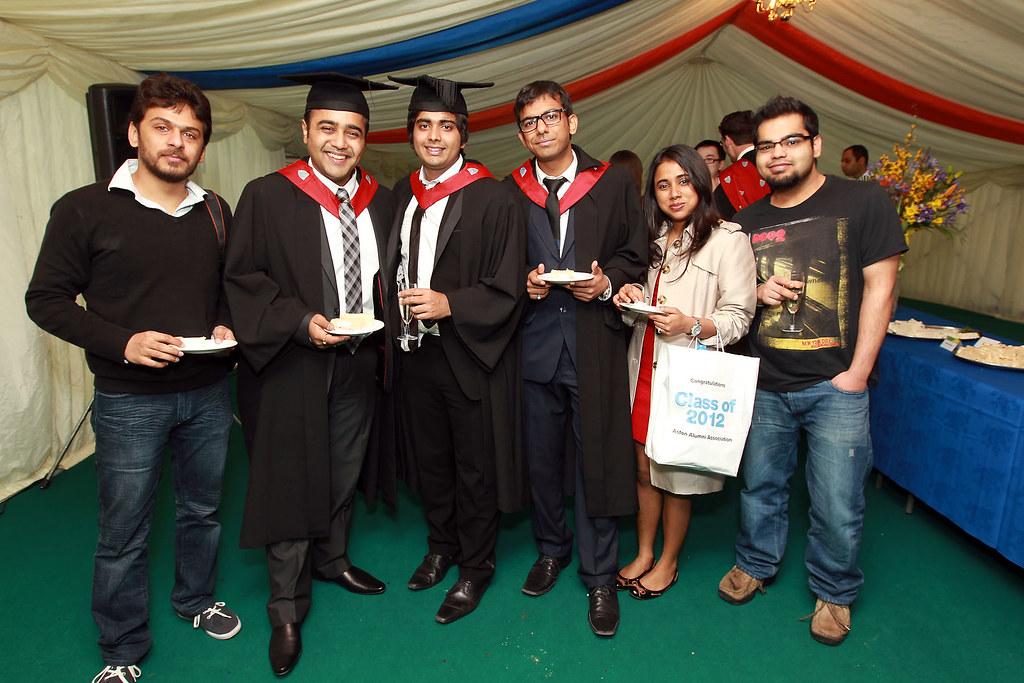 Postgraduate Graduation - 27th March 2012 - ceremony three… | Flickr