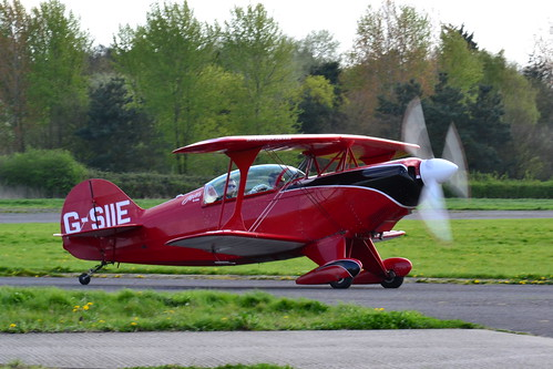 Flying at Tibenham