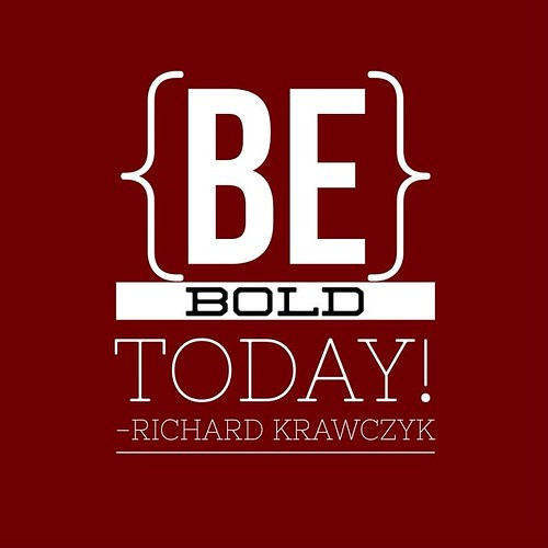 Inspirational Quotes On Pinterest: Be Bold Today! #success #quote #motivational #inspirationa