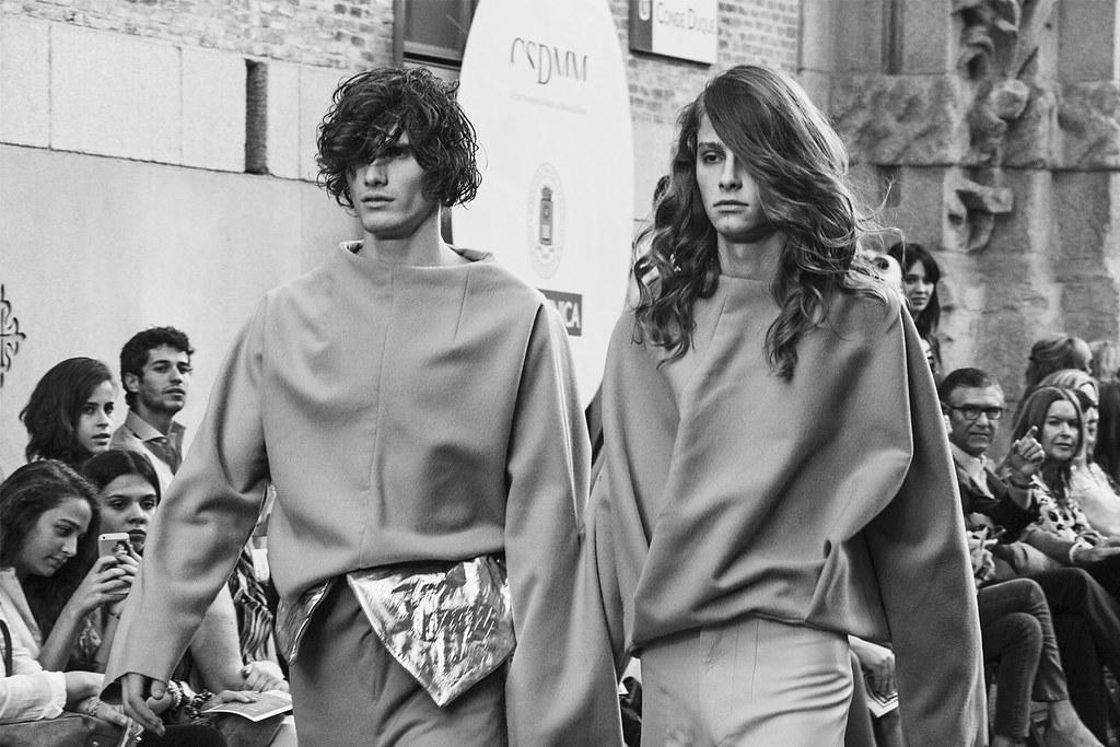 desfile del centro superior de diseño y moda de la upm | flickr