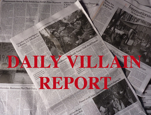 Daily Villain Report | by Room With A View
