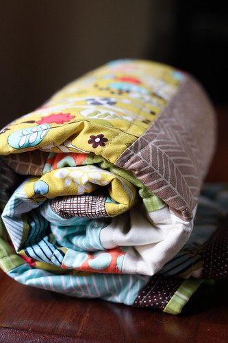 Baby Boy Quilt | by niftyfoodie