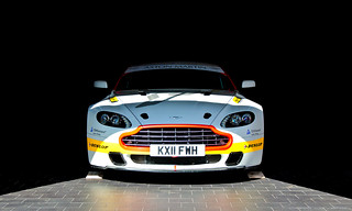 Aston Martin Vantage GT4 | by Chris Wevers