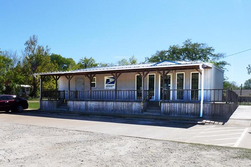 Cuney, TX post office | by PMCC Post Office Photos
