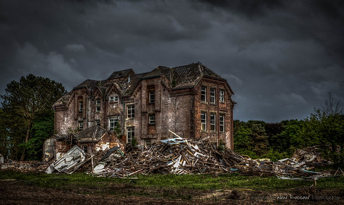 Whittingham Asylum | by DugieUK
