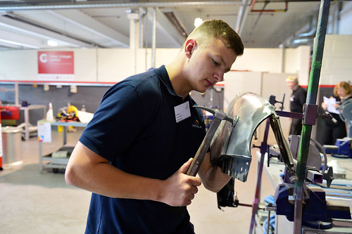 Autobody repair | by WorldSkills UK