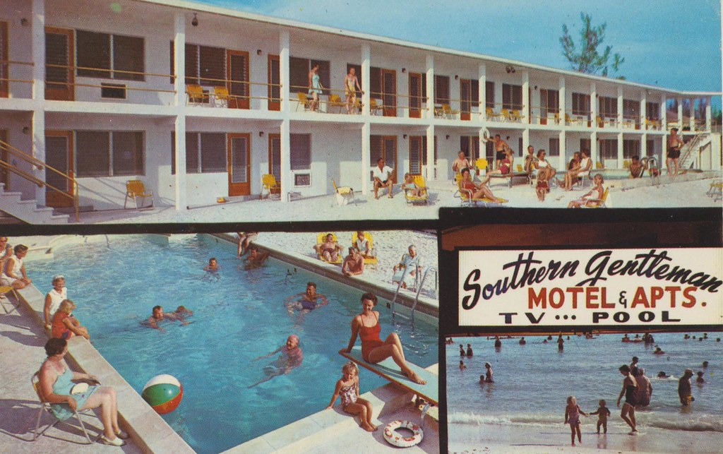 Southern Gentleman Motel - St. Petersburg, Florida