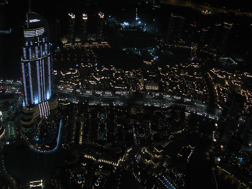 Dubai at Night - The Address Hotel - United Arab Emirates | by Been Around