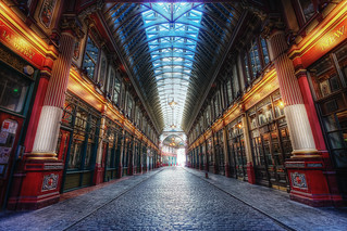 Leadenhall Market | by TheFella