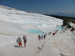 Pamukkale: The cotton castle | by Joaquim Rocha