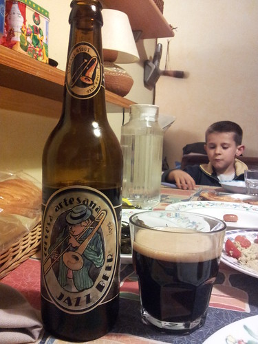 Tarraco Jazz Beer Stout Negra | by pep_tf
