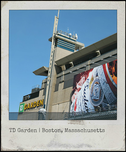 the Gahhden | tdBankBillboard1Polaroid | by GrfxDziner
