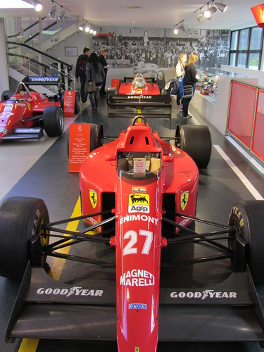 Ferrari F1/89 | by Andrew and Annemarie