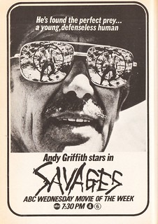 TV Guide ads for Savages and Lucas Tanner (1974) | by Paxton Holley