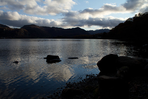 Derwentwater reflections | by Mukumbura