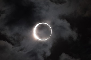 annular solar eclipse | by kubotake