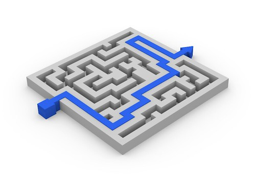Maze Puzzle (Blender) | by FutUndBeidl