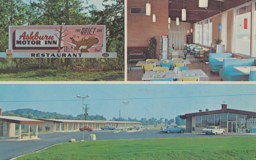 Ashburn Motor Inn - Ashburn, Georgia