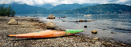 Kayak at the lake | by Fabrizio Zago - Photography and media