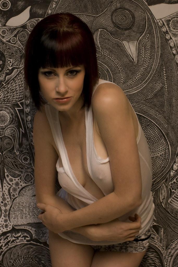 Hollis Ireland nude