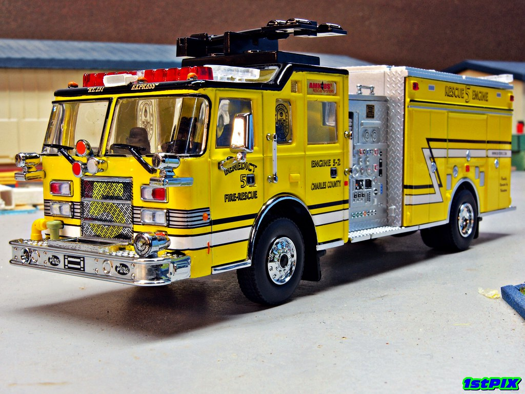 Fire Rescue Diecast Flickr