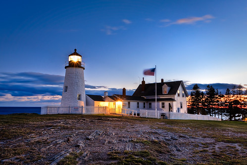 Pemaquid Point Lighthouse | by Kay Gaensler