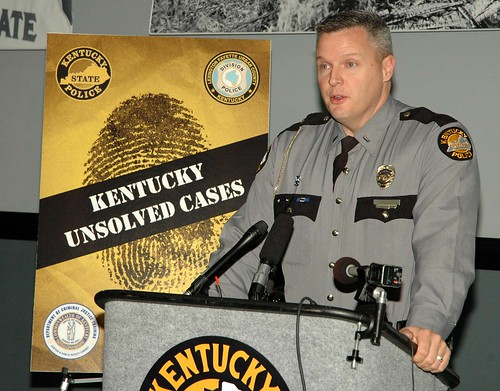 KSP Lt. David Jude | by Kentucky State Police