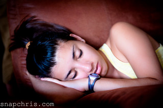 Pretty Costa Rican girl sleeping | by tibchris