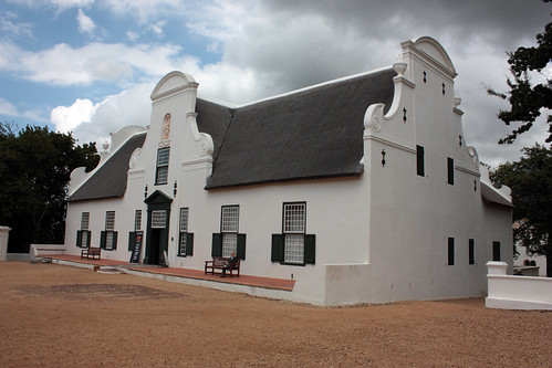 Groot Constantia homestead, South Africa | by Kleinz1