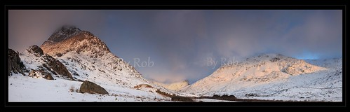 Tryfan and Pen yr Ole Wen | by Robstorm Photography