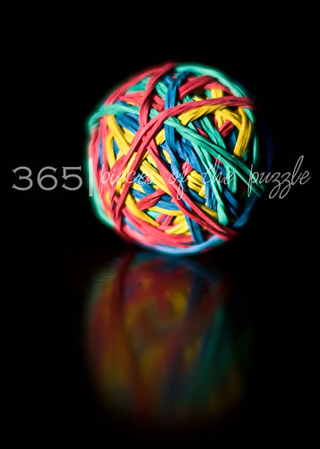 rubber band ball | by shadygirl_83
