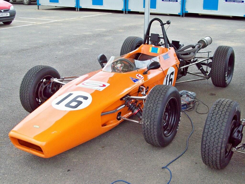 234 Lola T200 Formula Ford (1970) r4 | Lola T200 Formula For… | Flickr