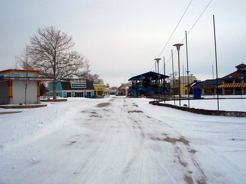 Cedar Point - Off-Season Main Midway | by Andrew Borgen