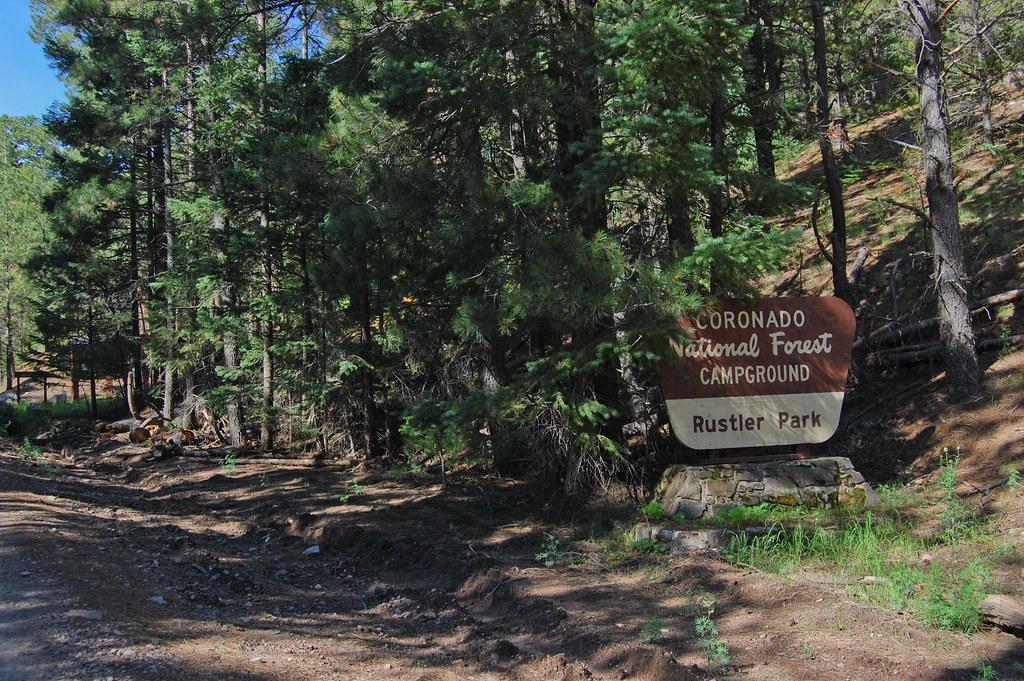 Chiricahua Mountains Rustler Park