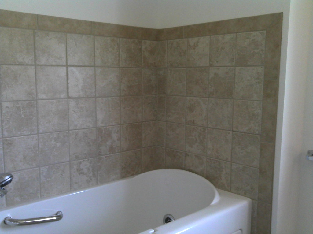 Bullnose beveled edge tiles links cozy project on for Bathrooms r us reviews