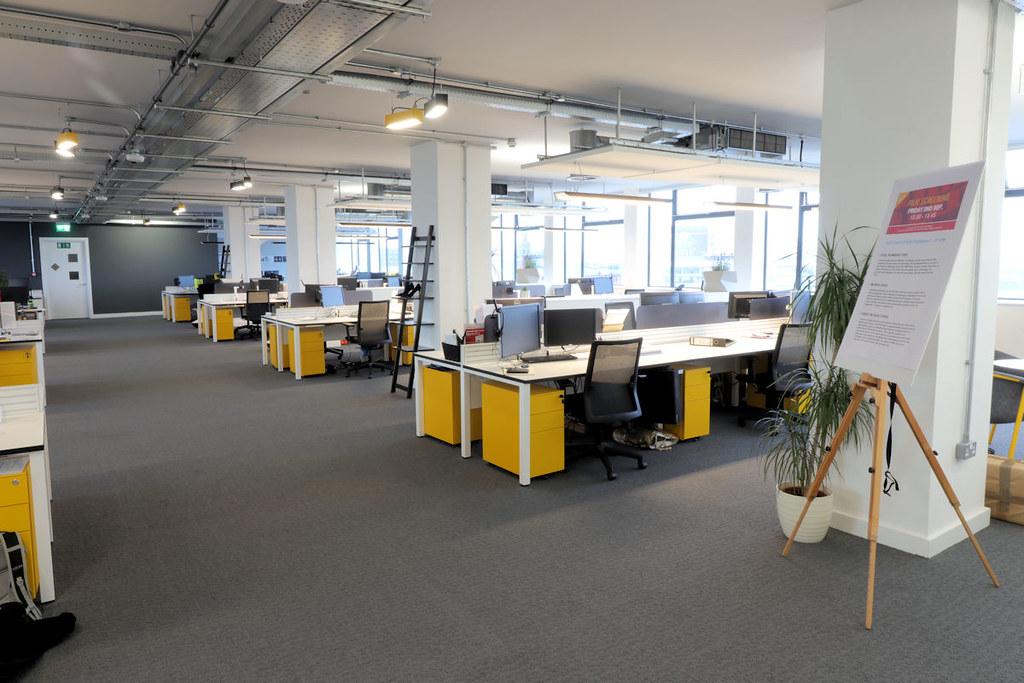 cundall manchester office the refurbishment of the cundall flickr