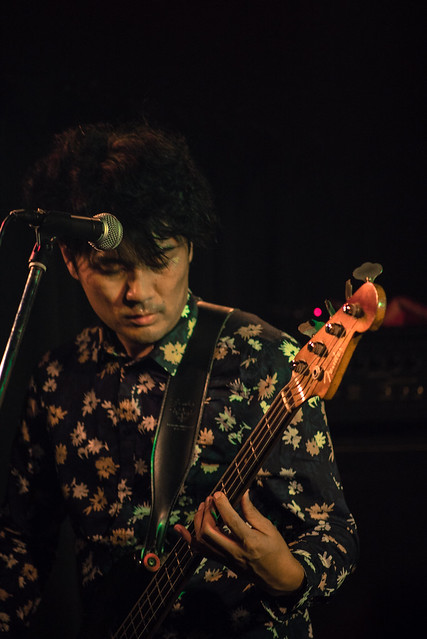 Dannie B. Good live at Black And Blue, Tokyo, 08 Oct 2016 -00103