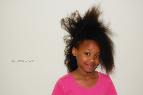 Crazy Hair Photo Shoot Jerald Jackson Flickr