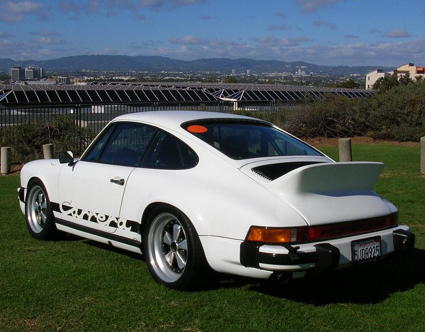 1974 Porsche 911 Carrera Hot Rod Track Car For Sale Rear | Flickr