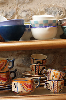 cups and bowls | by David Lebovitz