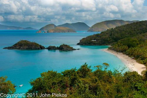 St Johns Virgin Island Cruz Bay St Ursula S Church Elders