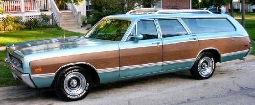 1969 Dodge Monaco Wagon | cargeek74 | Flickr