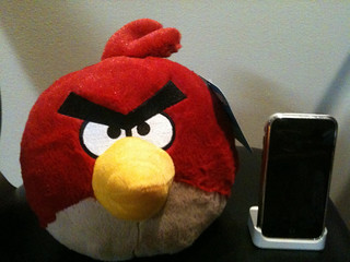 Angry Birds Plush Toy | by astroot