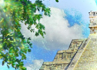The temple of Kukulkan, Chichen Itza, one of the seven wonders of the world | by MouradianR :)