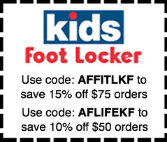 Foot locker coupon code 10 off 50 amazon spar abo 10€ gutschein